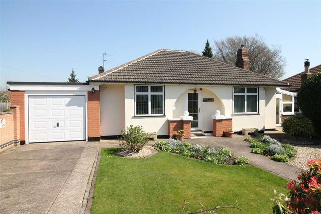 Thumbnail Detached bungalow for sale in Standhill Road, Carlton, Nottingham