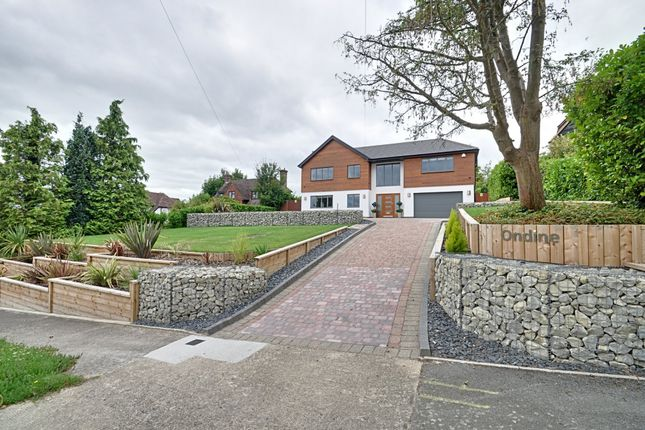 Thumbnail Detached house for sale in The Hillside, Orpington