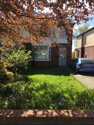 Thumbnail Semi-detached house to rent in Bury & Bolton Road, Radcliffe, Manchester