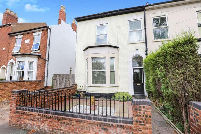 Thumbnail End terrace house for sale in Merridale Lane, Merridale, Wolverhampton