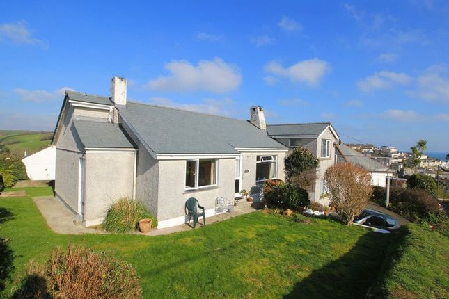 Thumbnail Detached house for sale in Lewenek, Vicarage Hill, Mevagissey, St. Austell