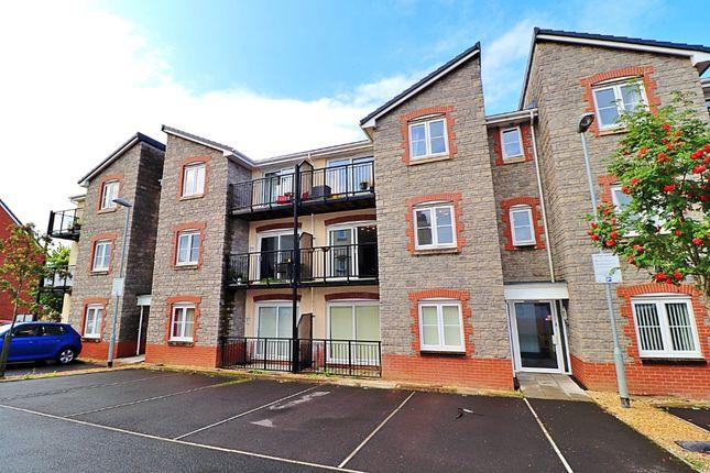 Thumbnail Flat to rent in Heol Gruffydd, Rhydyfelin, Pontypridd
