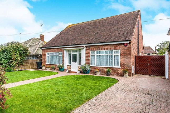 Thumbnail Bungalow for sale in Princes Gardens, Cliftonville, Margate