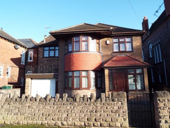 Thumbnail Detached house for sale in Woodthorpe Drive, Mapperley, Nottingham