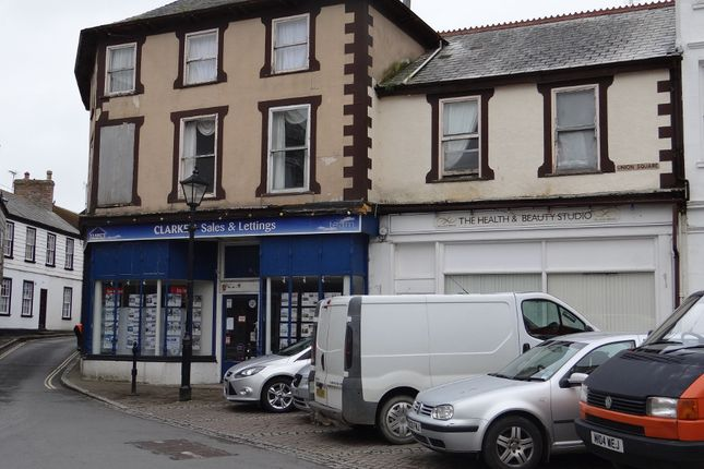 Thumbnail Terraced house for sale in Broad Street, St Columb