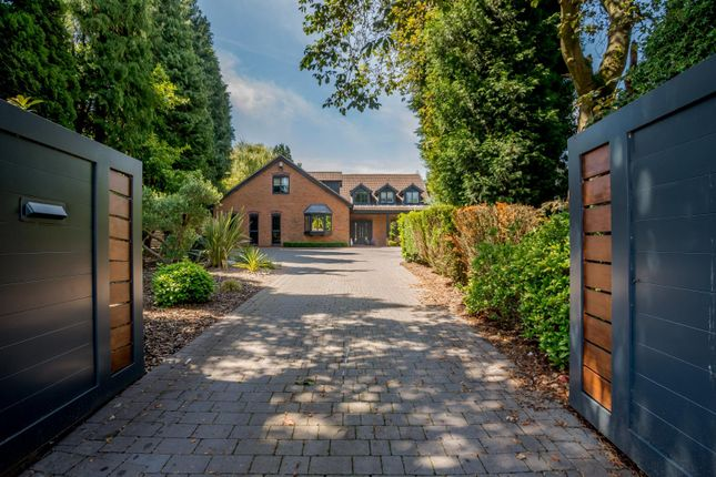 Thumbnail Detached house for sale in Highgate, Streetly, Sutton Coldfield
