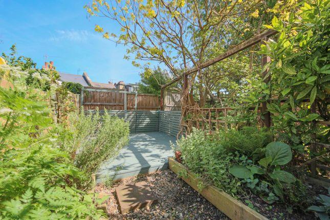 Garden of Gipsy Road, West Norwood SE27