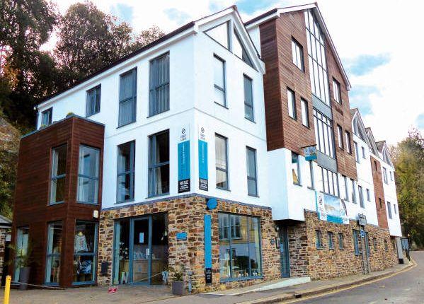 Thumbnail Block of flats for sale in Flats & 17, Fowey Landing, Cornwall