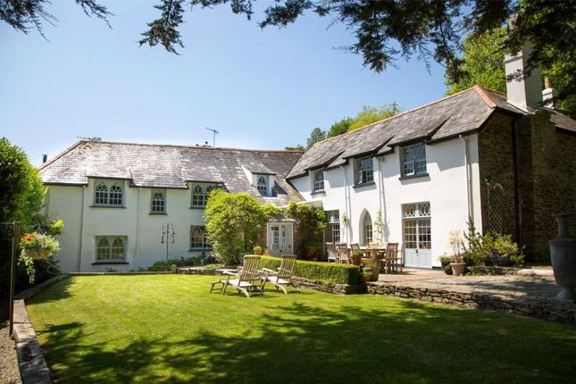 Thumbnail Link-detached house for sale in Sheviock, Rame Peninsula, Cornwall