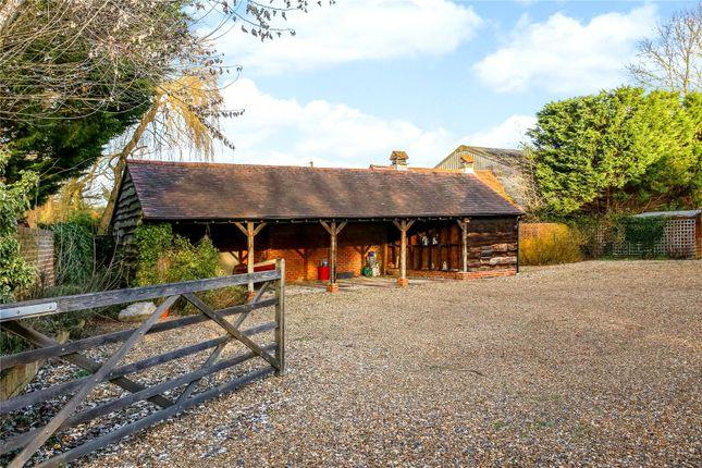4 Bay Garage of Lower Common, Eversley, Hook, Hampshire RG27
