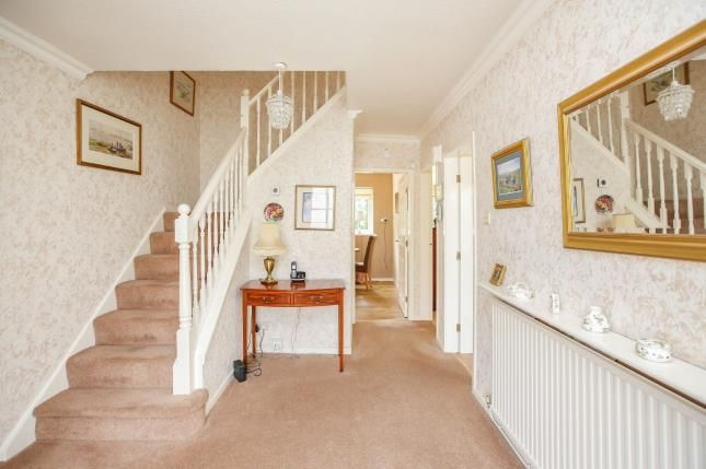 Hallway of Linksway, Gatley, Cheadle, Greater Manchester SK8