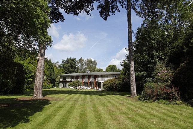 Thumbnail Detached house for sale in Warren Park, Coombe Hill