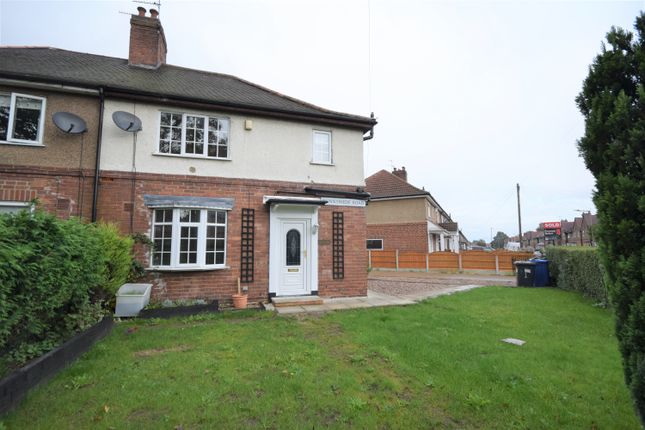 Thumbnail Semi-detached house to rent in Runnymede Road, Doncaster