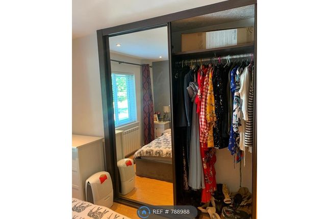 Large Mirrored Wardrobe - Master