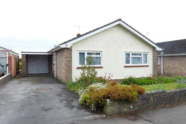 Thumbnail Detached bungalow for sale in Kingsmark Lane, Chepstow