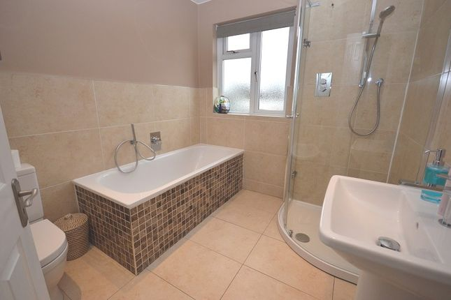 Bathroom of Meadowview Road, Epsom, Surrey. KT19