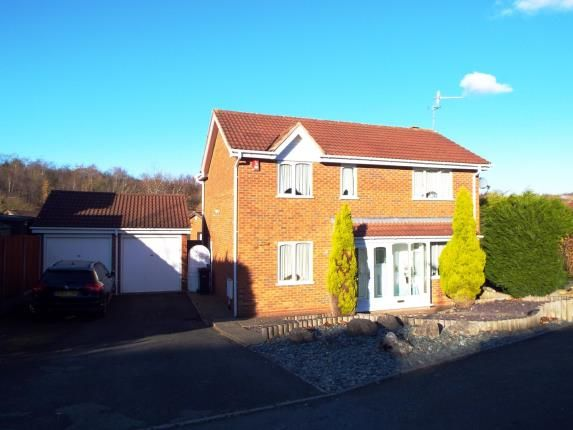 Thumbnail Detached house for sale in Lakeside Court, Lakeside, Brierley Hill, West Midlands