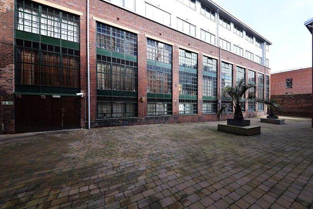 Courtyard of Mary Ann Street, Birmingham B3