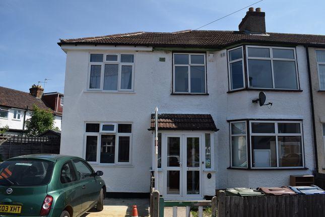 Thumbnail End terrace house to rent in Tudor Road, Harrow Weald