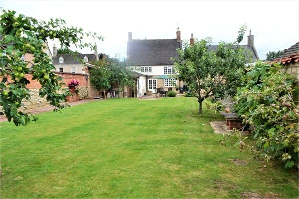 Thumbnail Detached house for sale in Church Street, Market Deeping, Peterborough, Lincolnshire