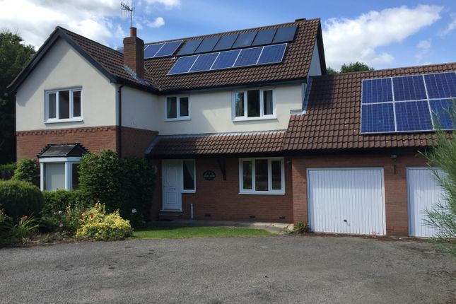 Thumbnail Detached house for sale in Orchard Heights, Scalby Road, Scarborough