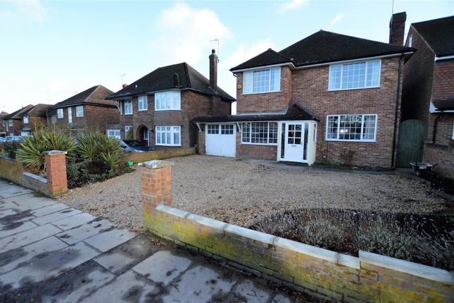 Thumbnail Detached house for sale in First Avenue, Dunstable