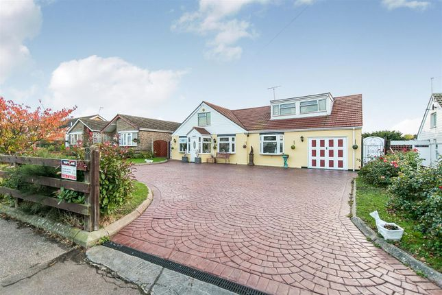 Thumbnail Detached bungalow for sale in Gorse Lane, Clacton-On-Sea