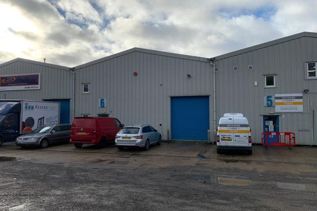 Thumbnail Warehouse to let in Woodside Road, Eastleigh
