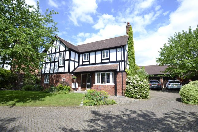 Thumbnail Detached house for sale in Holmwood Gardens, Bristol