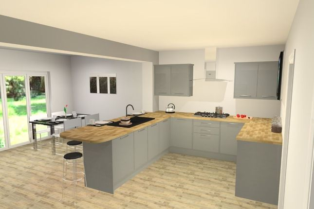 Thumbnail Semi-detached house for sale in Heol Y Sheet, Broadlands, North Cornelly