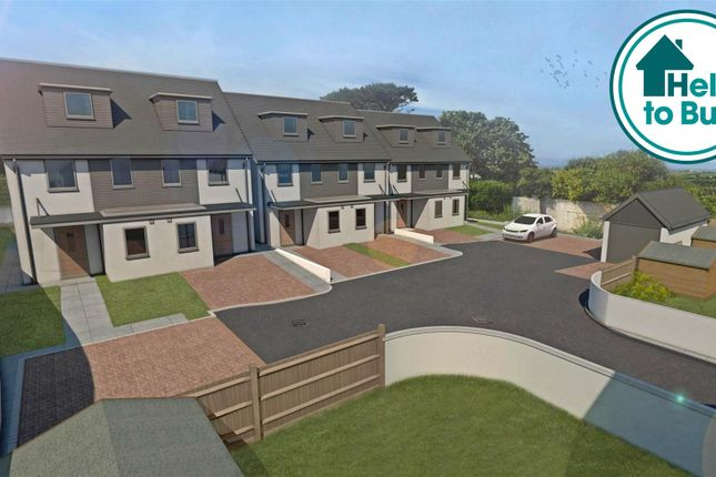 Thumbnail Semi-detached house for sale in Cubert, Newquay