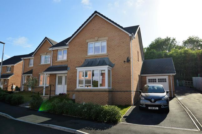 Detached house for sale in Heol Miaren, Llanharry, Pontyclun