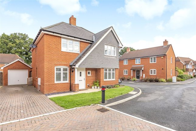 Thumbnail Detached house for sale in Knights Meadow, North Baddesley, Southampton, Hampshire
