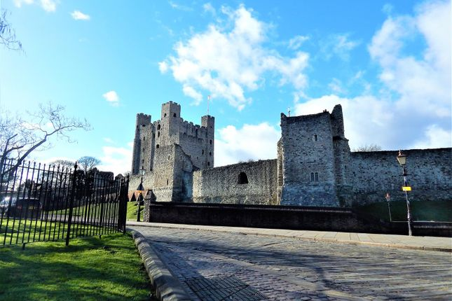 Rochester Castle of City Way, Rochester ME1