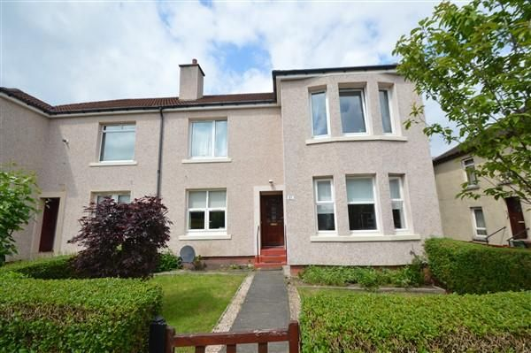 Thumbnail Flat for sale in Caldwell Avenue, Knightswood, Glasgow