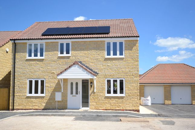 4 bed detached house for sale in Collingham Close, Templecombe, Somerset BA8