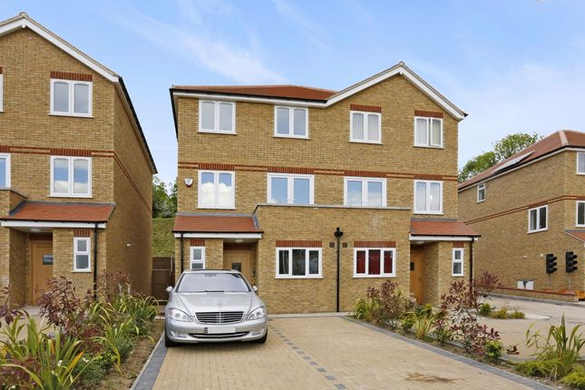 Thumbnail Semi-detached house to rent in Kingsmead Road, High Wycombe