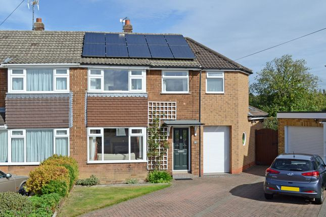 Thumbnail Semi-detached house to rent in Heath Moor Drive, York
