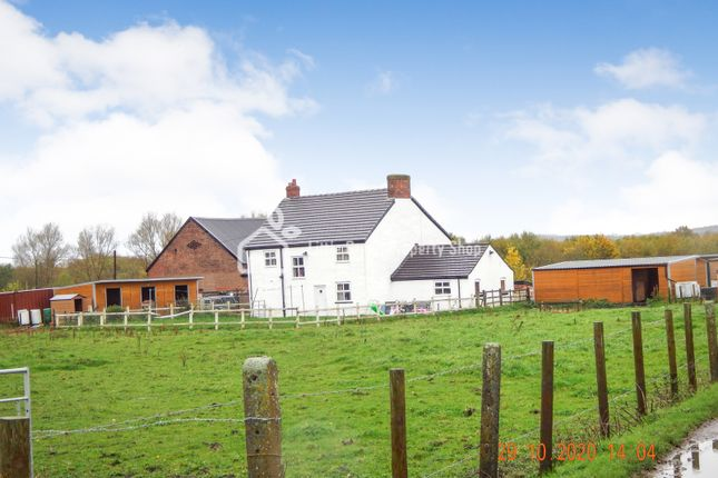 Thumbnail 3 bed farmhouse for sale in Morris Farm, Bickershaw Lane, Abram