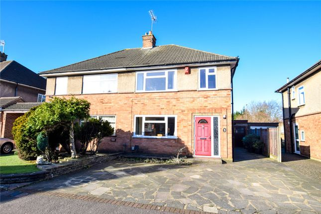 3 bed semi-detached house for sale in Orbital Crescent, Watford, Hertfordshire
