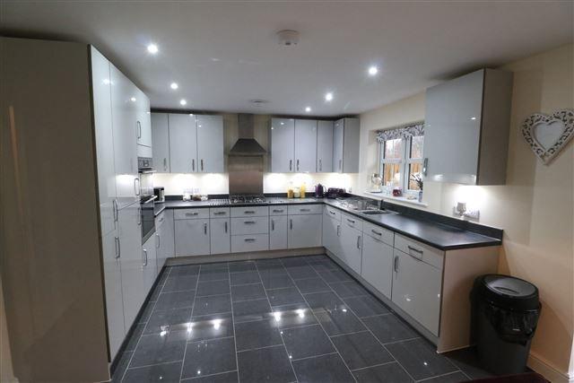 Kitchen of Hamilton Drive, Carlisle, Cumbria CA2