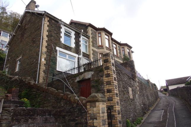 Thumbnail Property to rent in Rhyswg Road, Abercarn, Newport