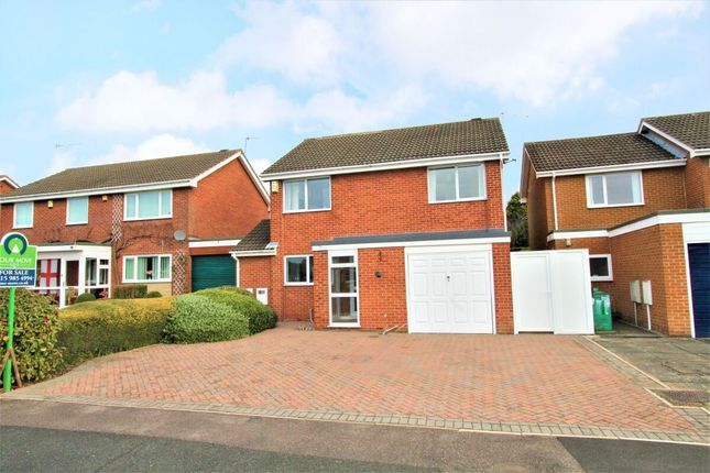 Thumbnail Detached house for sale in Grangewood Road, Wollaton, Nottingham