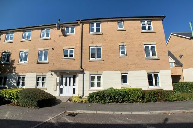 Thumbnail Flat to rent in Jacobs Close, Great Cornard, Sudbury