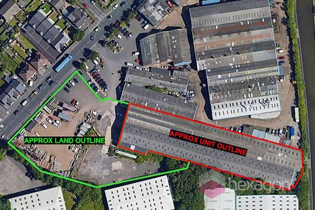 Thumbnail Light industrial for sale in Units 17 & 18, Gws Industrial Estate, Leabrook Road, Wednesbury