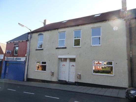 Thumbnail Terraced house to rent in Front Street East, Haswell