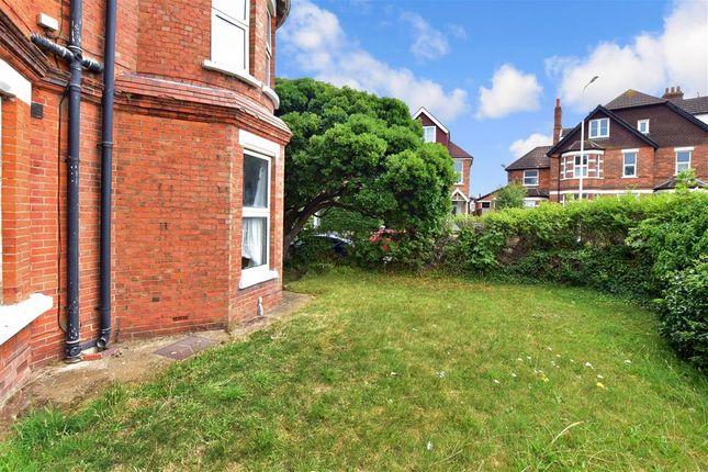 Front Garden of Radnor Park Road, Folkestone, Kent CT19