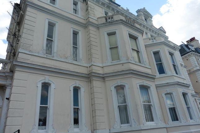 Thumbnail Studio to rent in Augusta Gardens, Folkestone