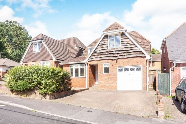 Thumbnail Detached house for sale in Hilldene Way, West End, Southampton