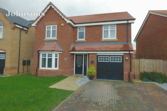 Thumbnail Detached house for sale in Athelstane Crescent, Edenthorpe, Doncaster.